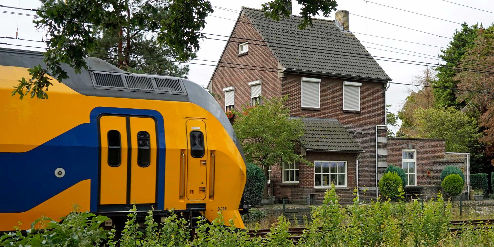 Voormalig station De Laan